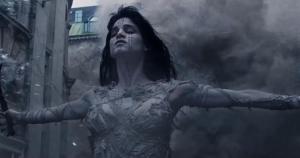 Múmia 2017 scéna z filmu