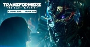 Transformers: Posledný rytier nový trailer