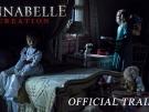 Annabelle 2 trailer titulka