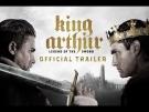 Kráľ Artuš oficiálne trailery - titulkný obrázok