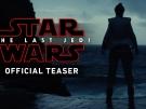 Teaser trailer Star Wars: The Last Jedi