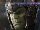 Thor: Ragnarok scéna z filmu s Hulk