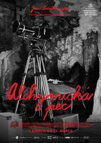 Alchymická pec film poster