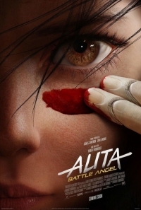Alita: Bojový anjel film poster