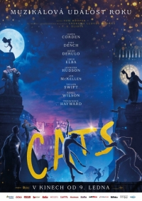 Cats film poster