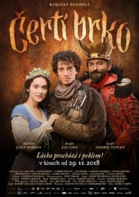Čertovské pero film poster