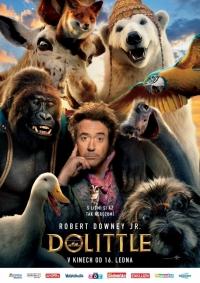 Dolittle film poster