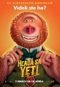 Hľadá sa Yeti film poster