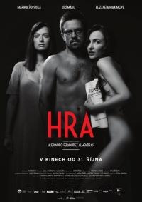 Hra film poster