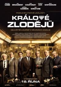 Králi zlodejov film poster