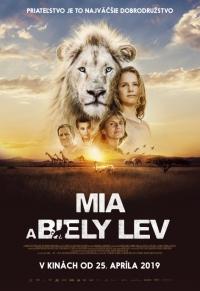 Mia a biely lev film poster