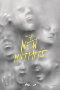 Noví mutanti film poster