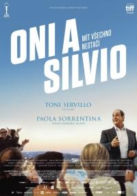 Oni a Silvio film poster