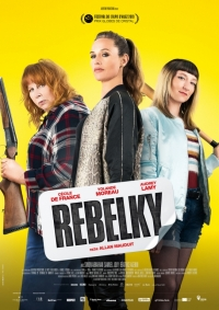Rebelky film poster
