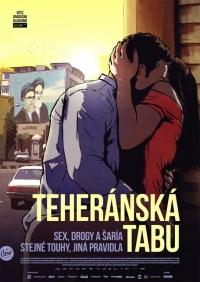 Teheránske tabu film poster