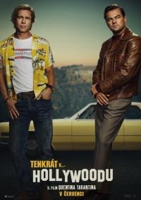Vtedy v Hollywoode film poster