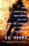 13 hodín: Tajní vojaci z Bengházi film poster