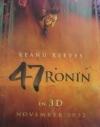 47 Ronin film poster