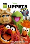 the muppets film poster