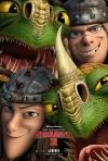 Ako vycvičiť draka 2 film poster