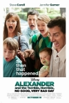 Alexander and the Terrible, Horrible, No Good, Very Bad Day film poster
