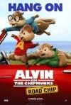 Alvin a Chipmunkovia: Čiperná jazda film poster