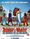 Asterix a Obelix v službách jej veličenstva film poster