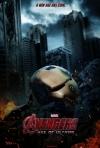 Avengers 2: Vek Ultrona film poster