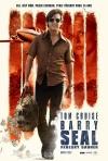 Barry Seal: Nebeský gauner film poster