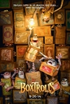 Boxtrolls film poster