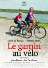 Chlapec na bicykli film poster