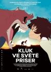 Chlapec vo svete príšer film poster