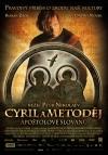 Cyril a Metod - Apoštoli Slovanov film postr
