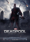 Deadpool film poster