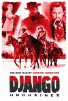 Divoký Django film poster