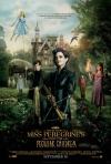 Domov pre neobyčajné deti slečny Peregrinovej film poster