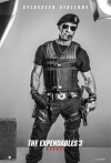 The Expendables 3 film poster