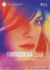 Fantastická žena  film poster