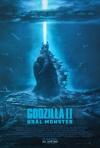 Godzilla II: Kráľ monštier film poster
