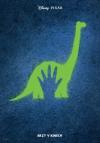 The Good Dinosaur film poster