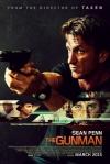 Gunman: Muž na odstrel film poster