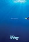 Hľadá sa Dory film poster