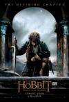 Hobit: Bitka piatich armád film poster
