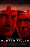 Hunter Killer: Neviditeľný zabijak film poster