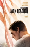 Jack Reacher: Nevracaj sa film poster