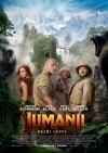 Jumanji: Ďalší level film poster