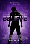 Justin Bieber's Believe film poster