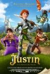 Justin, malý veľký rytier  film poster