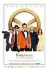 Kingsman: Zlatý kruh film poster