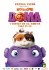 Konečne doma film poster